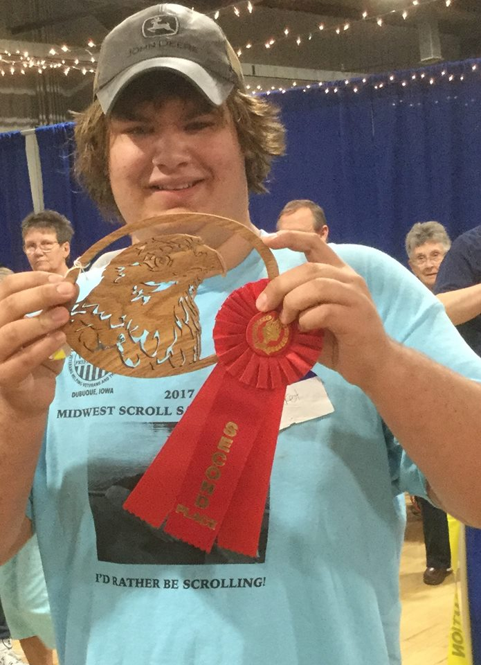 Fretwork Basic - Second Place --Bear Gohr